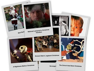 christmas collage thumb2 10 Best Off Beat Holiday Movies Ever