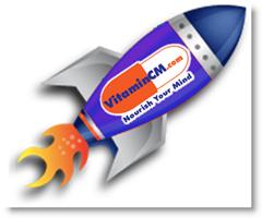 VitaminCM.com Site Relaunch
