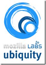 Mozilla Labs Ubiquity Logo