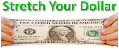 Stretch Your Dollar