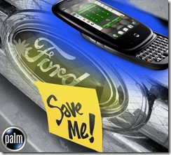 Palm Pre Saves Auto Industry