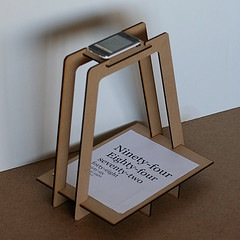 kyle koch scanner stand1 Create a Portable Document Scanner for your iPhone