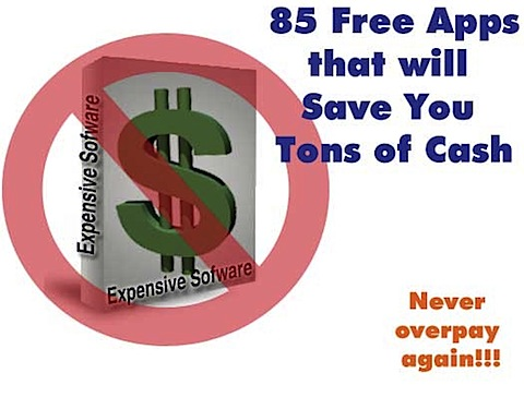 85 best free applications1 85 Free Apps that will Save you Thousands of Dollars