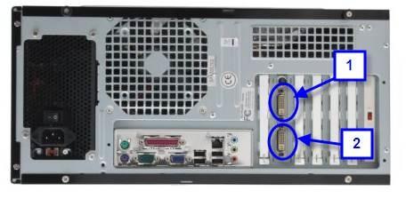 video ports on desktop computer