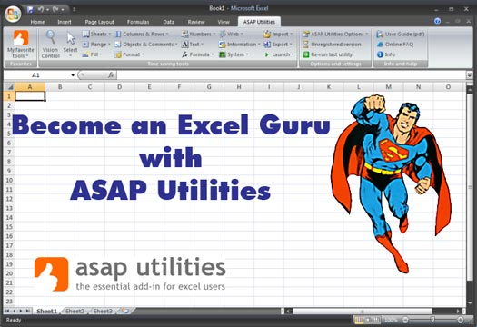 ASAP Utilities Tutorial