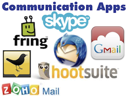 communication applicatons1 50 Free  Apps to Run your Small Business Like a Professional