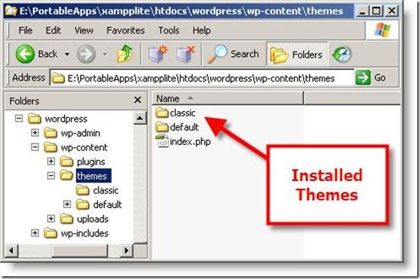 wordpress themes tutorial