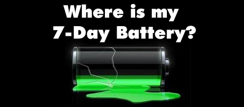 smartphone battery life Smartphones Need Less Features and More Battery Life