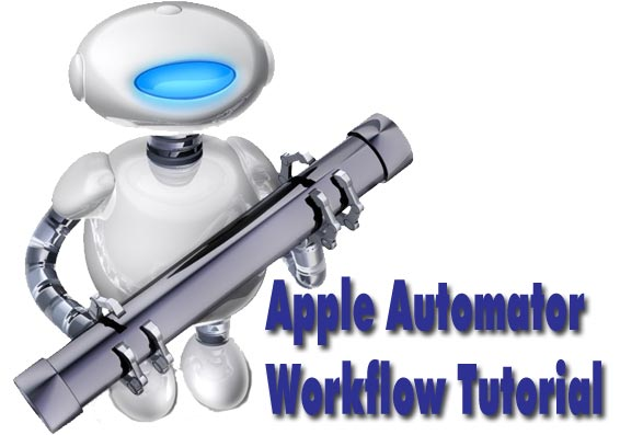 apple automator tutorial Save Tons of Time Using Automator for Mac   Video Tutorial