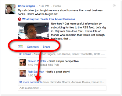 google pluse comments What are your Thoughts on Google Plus After Three Weeks?