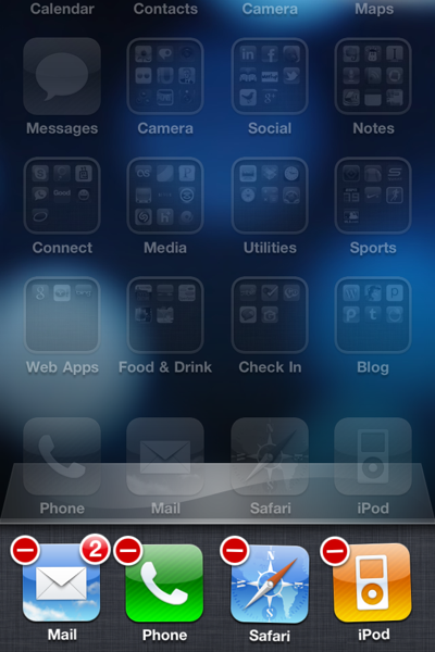 close running iphone apps iPhone Quick Tip   Shutting Down Background Apps