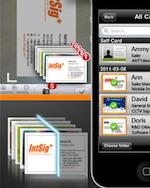 CamCard business card reader app