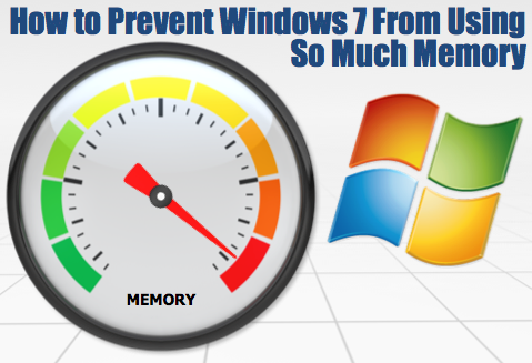 Prevent windows using memory