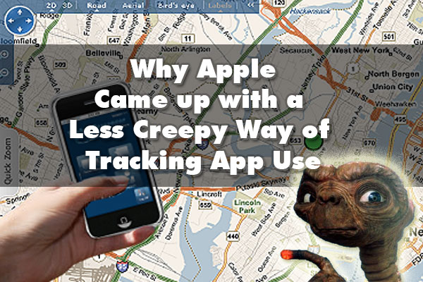 Why Apple came up with a less creepy way of tracking App use