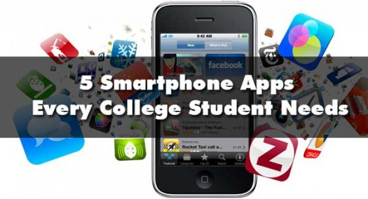 College Smartphone Apps
