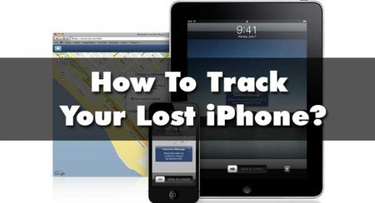 How to Track your Lost iPhone