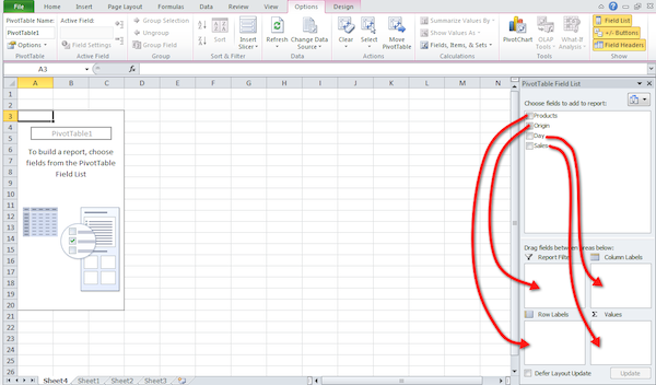 excel pivot table tutorial 04 Excel Pivot Table Tutorial
